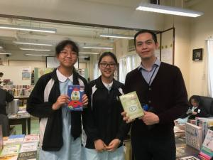 「My favourite bed time stories」上學期大型綜合書展